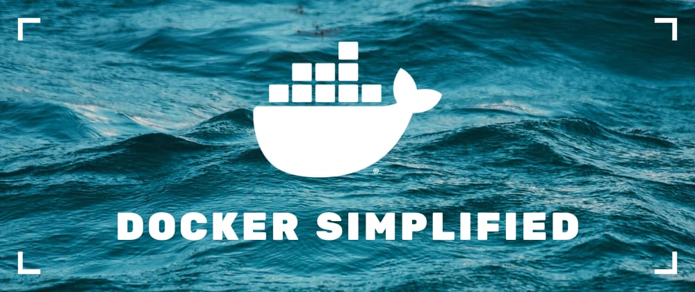 Cover image for Frontend Development with Docker simplified