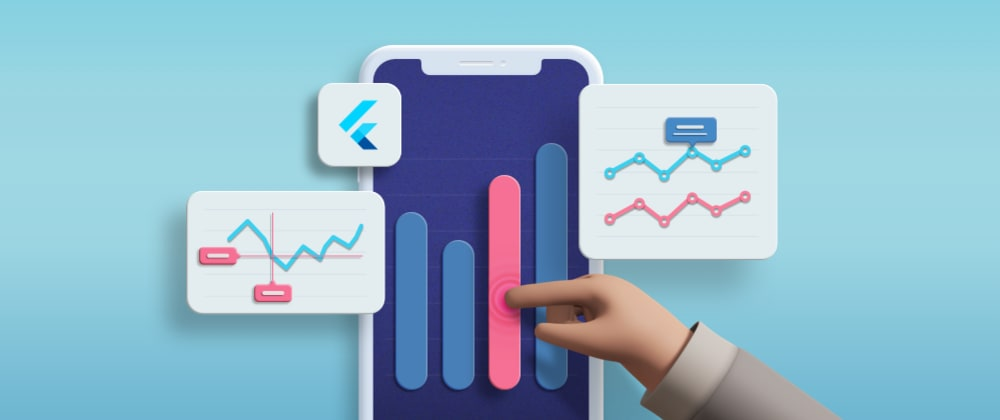 Cover image for Spice Up Your Flutter App with Interactive Features in Syncfusion Charts