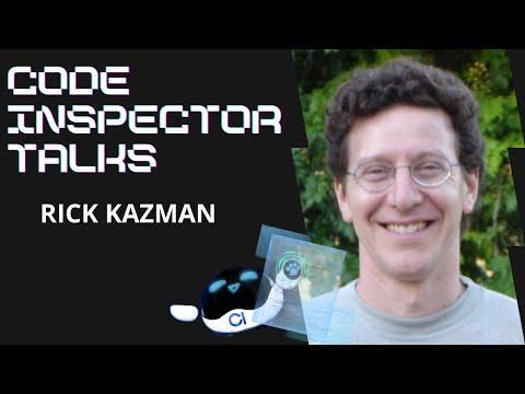 Code Inspector Talk: Rick Kazman