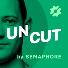 Episode #15 - Semaphore Uncut with Nigel Poulton [Ads included]