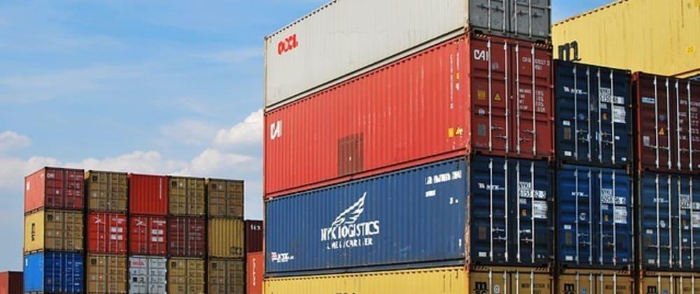 Cover image for Docker, Node, and Vue
