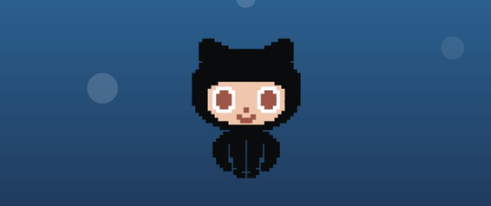 Cover image for Animate an Octocat Sprite Swimming with CSS