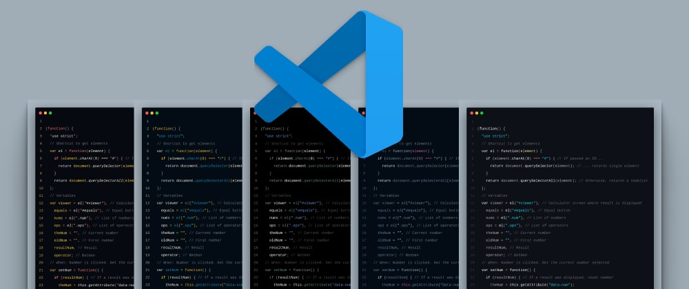 Cover image for I made more VS Code themes, here they are.