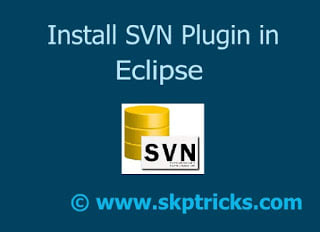 Install SVN Plugin in Eclipse - DEV Community 👩 💻👨 💻