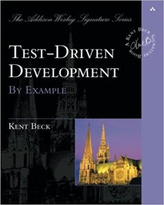 Test-Driven Development By Example book cover