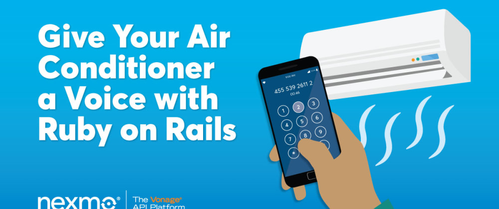 Cover image for Give Your Air Conditioner a Voice with Ruby on Rails