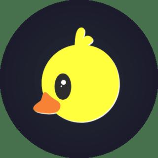 Quacky Universe logo