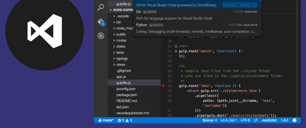 Cover image for Visual Studio Code Keyboard Shortcuts for Windows