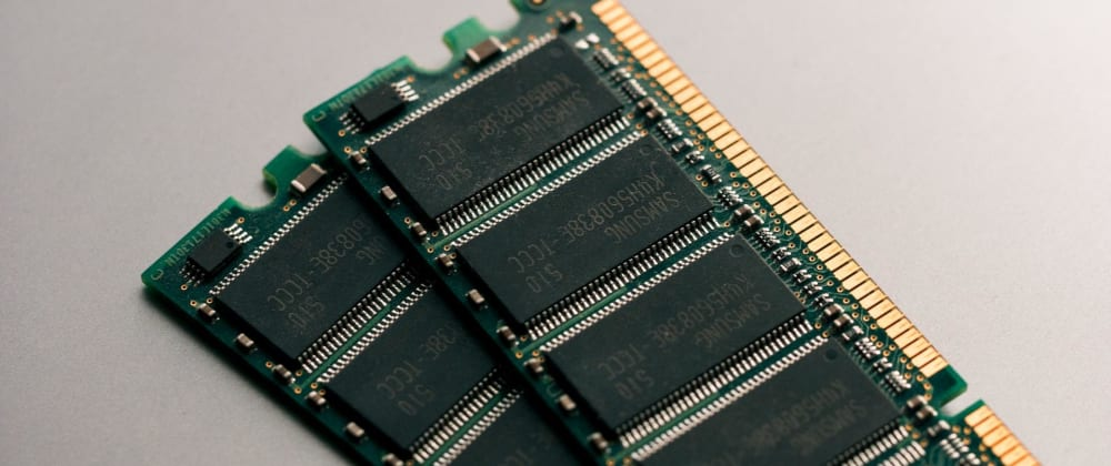 Cover image for Demystifying Computers: RAM (Random Access Memory)