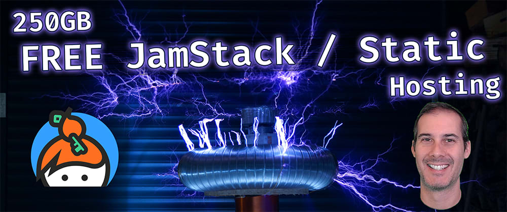 Cover image for FREE JamStack / Static Site Hosting with Keybase.io