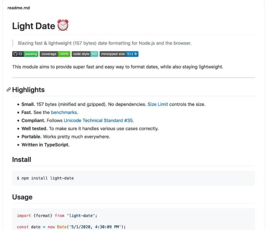 Light Date