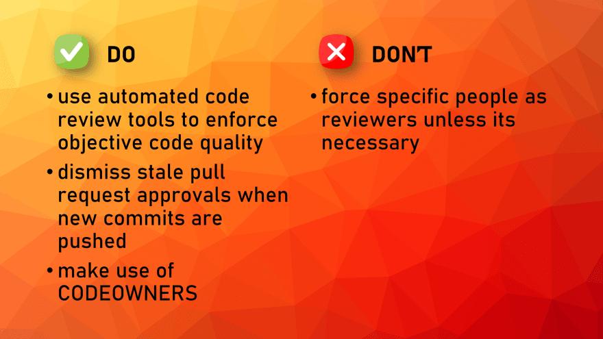 Code Reviews BP