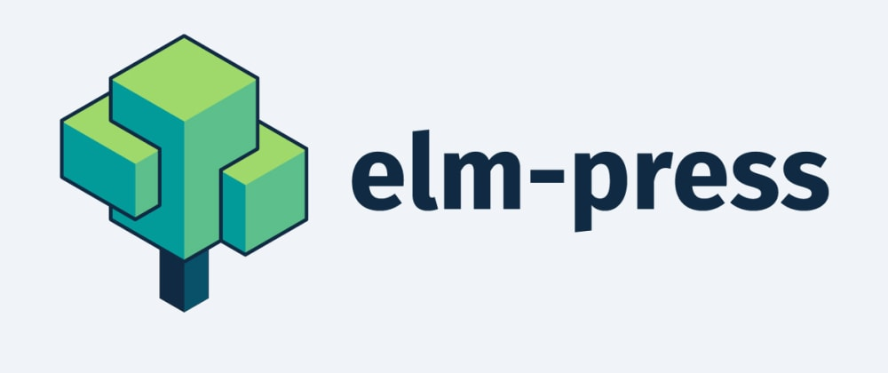 Cover image for Why use Elm as a frontend for WordPress?