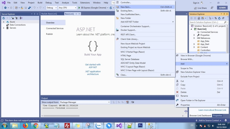 ASP.NET MVC 5 LinQ to SQL - hoanguyenit.com