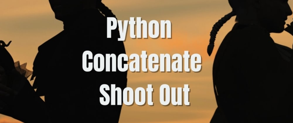 Cover image for Python Concatenate Lists