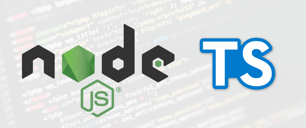 Cover image for Setting up Node.js with Typescript