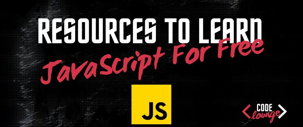Cover image for 5 Best Resources To Learn JavaScript For Free