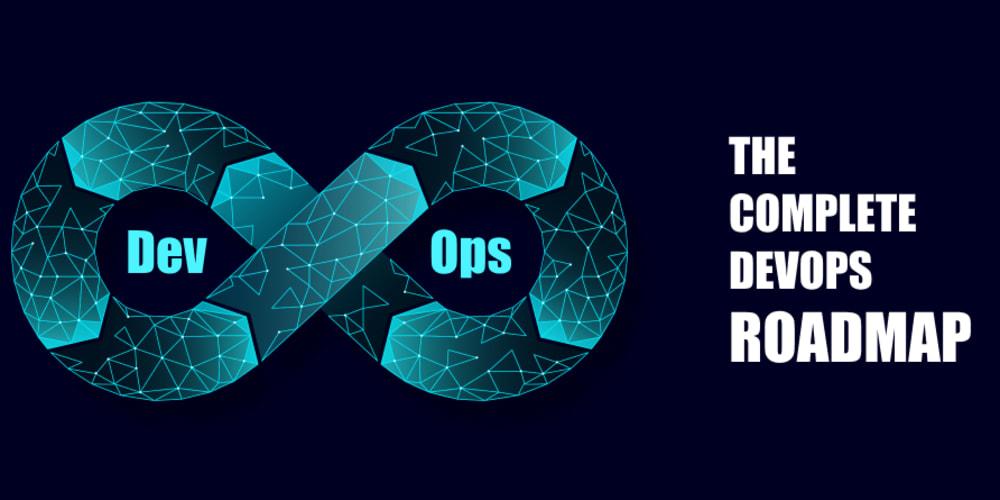 The complete DevOps roadmap 🚀
