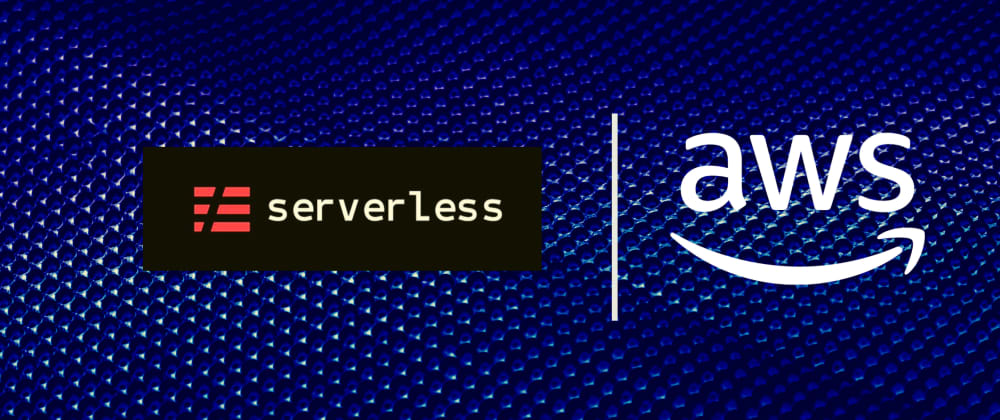 Cover image for Serverless framework in AWS