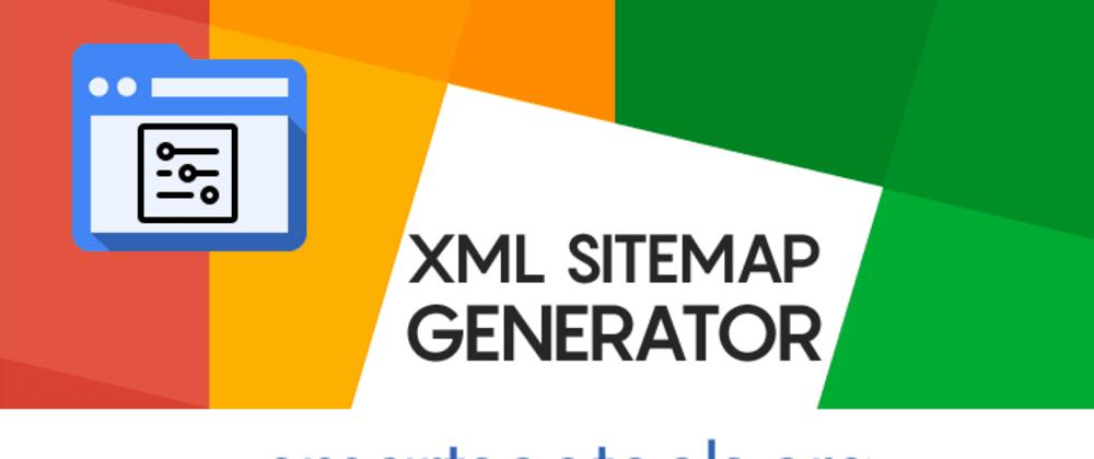 Cover image for Online XML Sitemap Generator