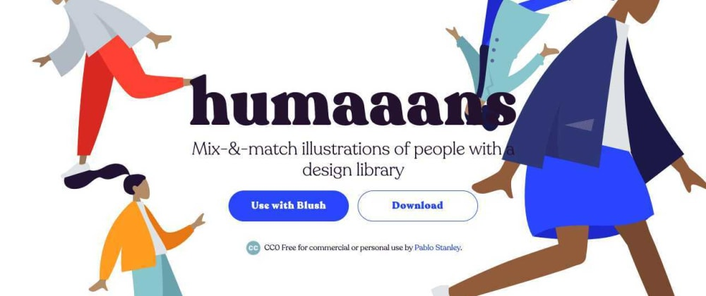 Cover Image for 100+ Free Illustration Resources For Your Next Personal or Clients Project
