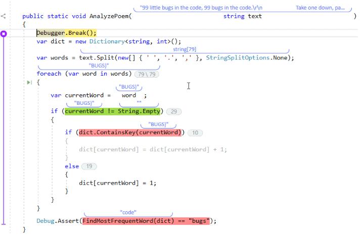 ozcode - Visual Studio Extension