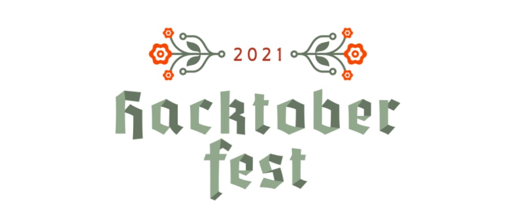 Cover image for Hacktoberfest 2021 is coming !