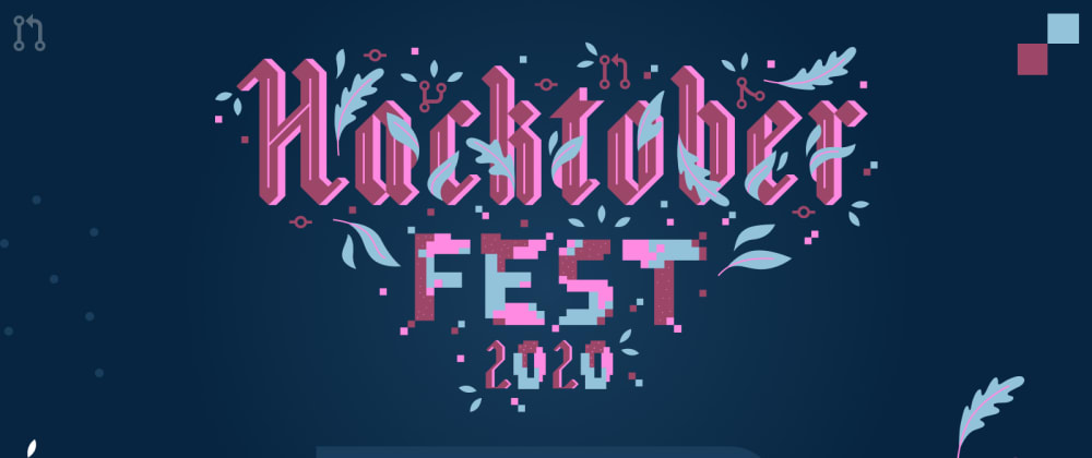 Cover image for My First #Hacktoberfest