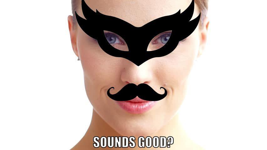 women mask