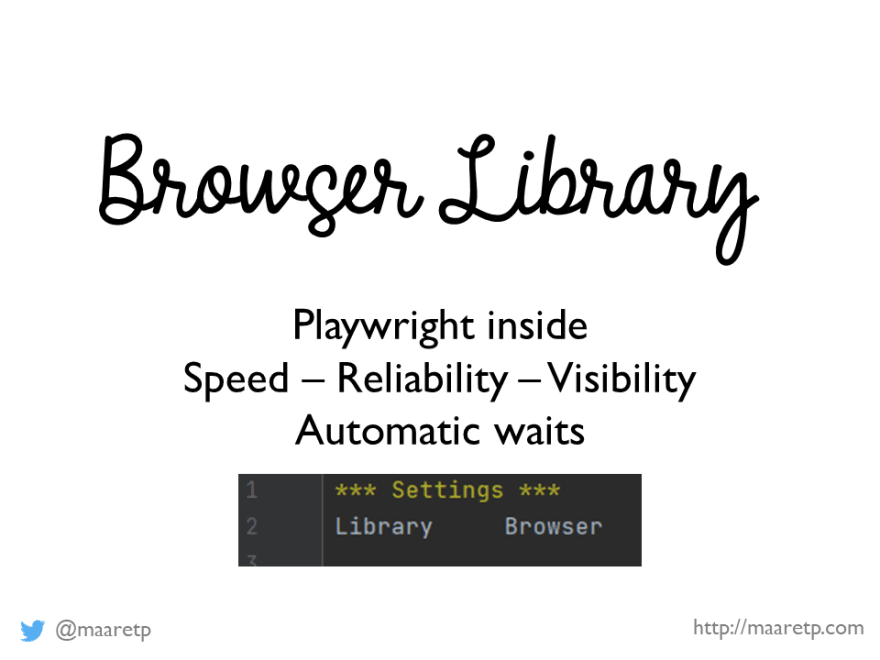 Browser Library