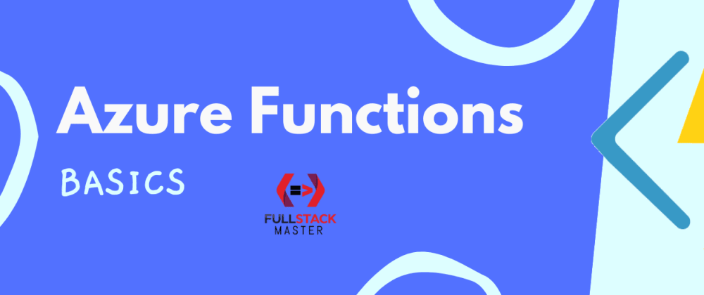 Cover image for Fundamentals of Azure Functions