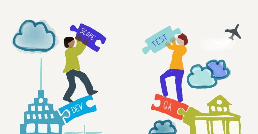 Bridging the gap between Dev and QA.
