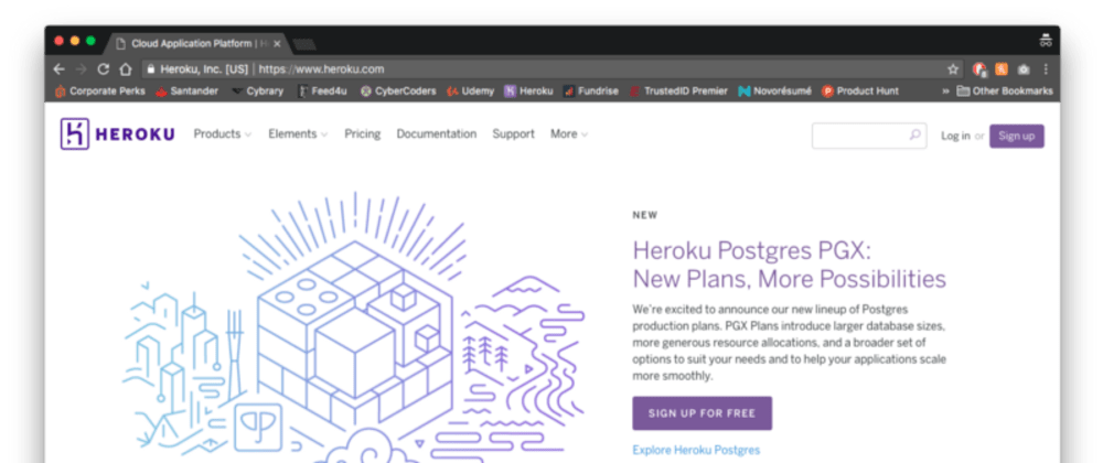 Cover image for Deploy Your React App To Heroku