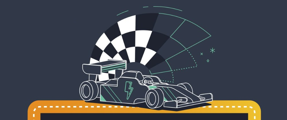 Cover image for Build a serverless, real-time application with modern APIs: The GraphQL Real-time Race
