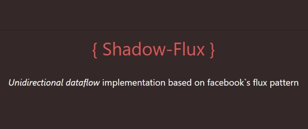 Cover image for S-FLUX V3, The power of Flux pattern with the ease of redux