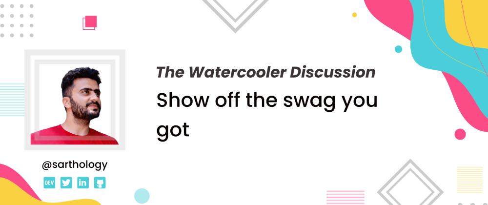 Cover image for Show off the swag you got  (̿▀̿‿̿▀̿ ̿)