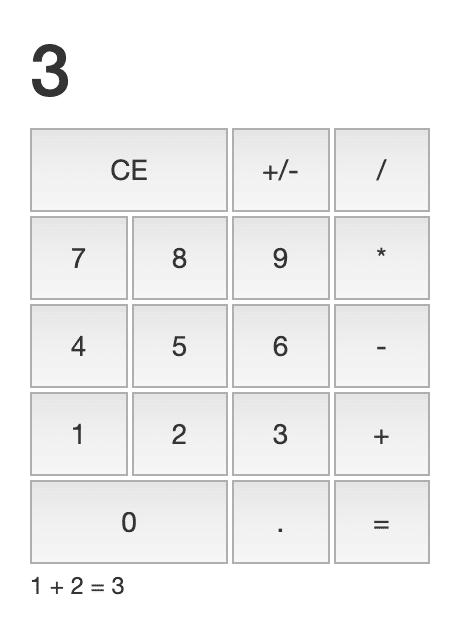 Calculator Application