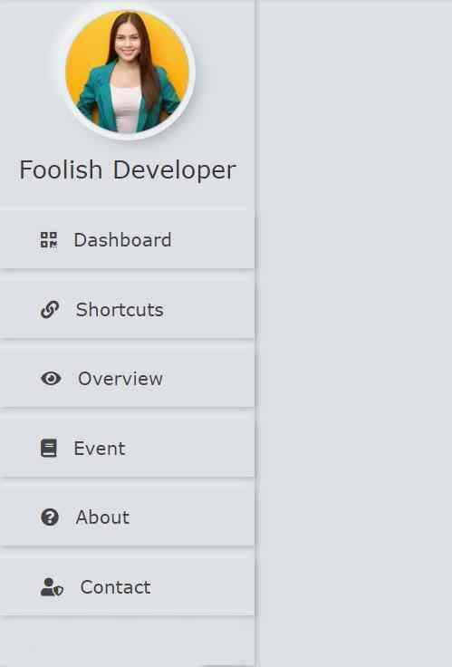 Add and design menu items
