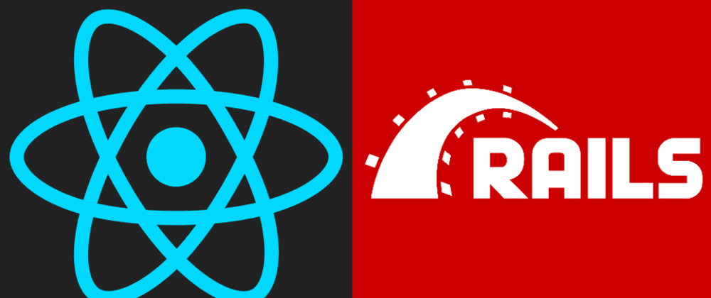 Cover image for Rails link to React (No API). Yes that's possible!