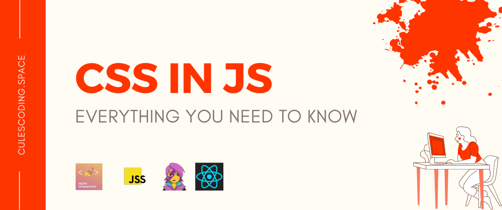 Cover image for What is CSS in JS?