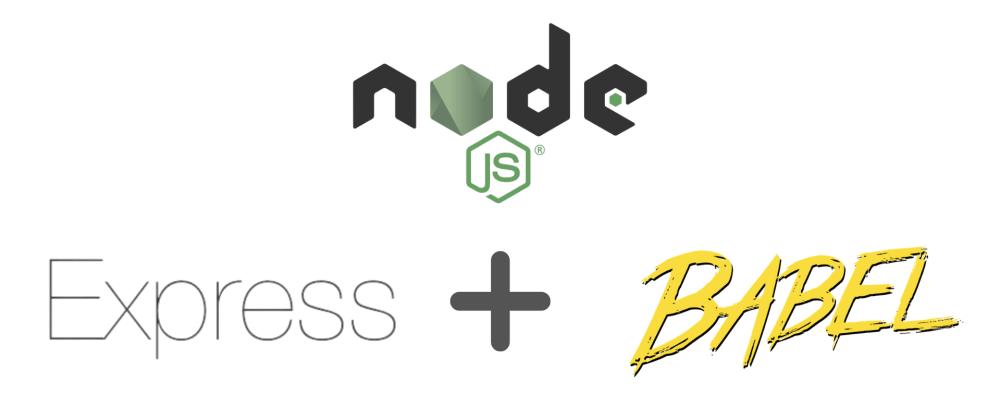 Cover image for A Minimal Node.js, Express, & Babel Setup