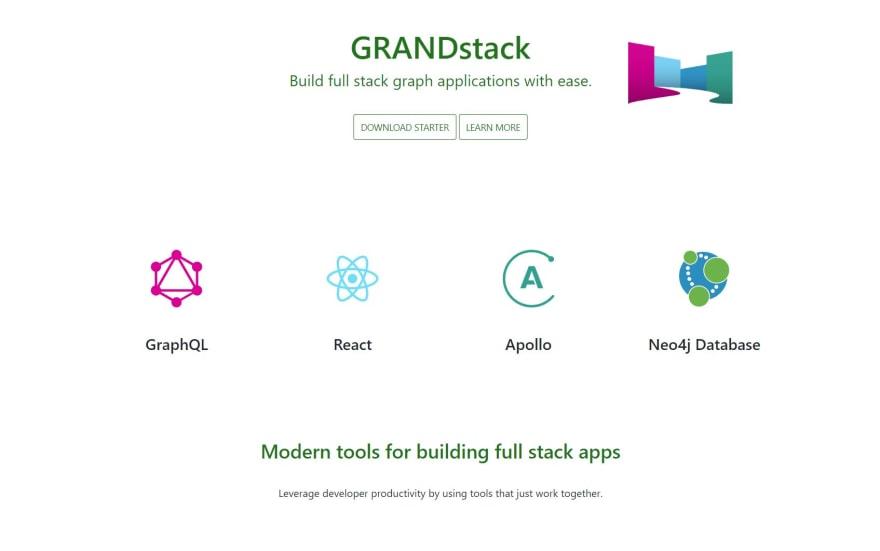 Grand Stack Logo