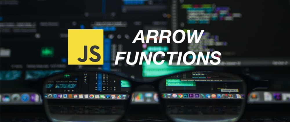 Cover image for Before you use JavaScript ES6 Arrow Functions... WATCH THIS!