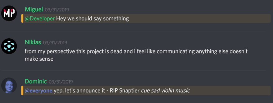 How overcomplicating our MVP killed Snaptier