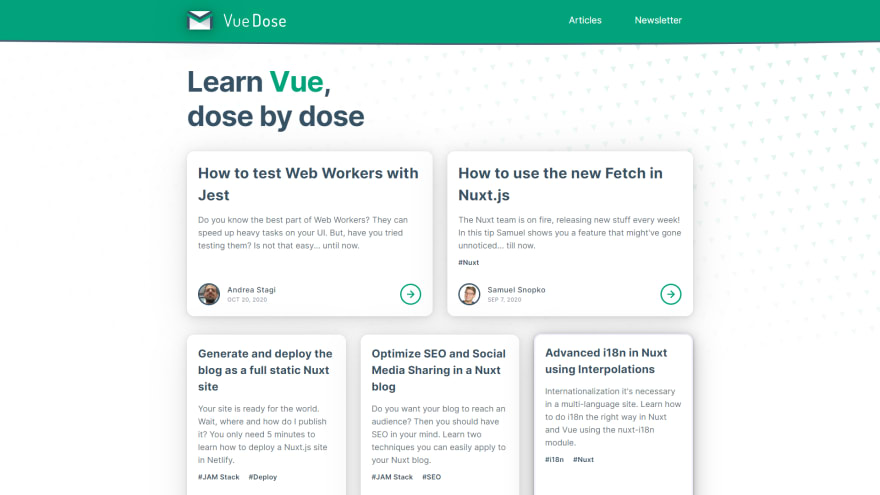 Vuejs Resources