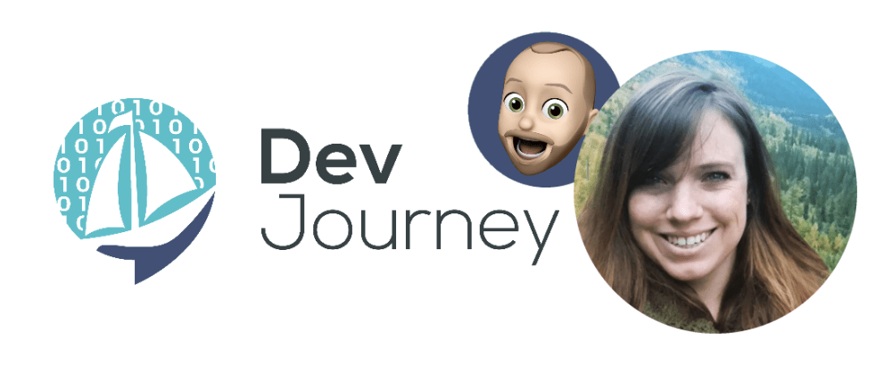 Cover image for Caitlyn Greffly chose software development because it made sense across the board (DevJourney #147)