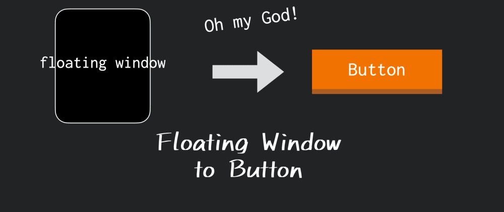 Cover image for Make Button By Floating Window