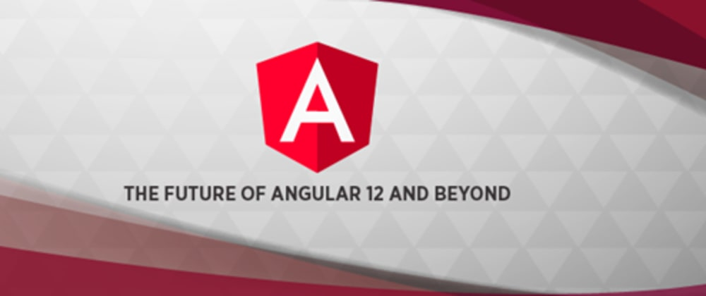 Cover image for Angular 12