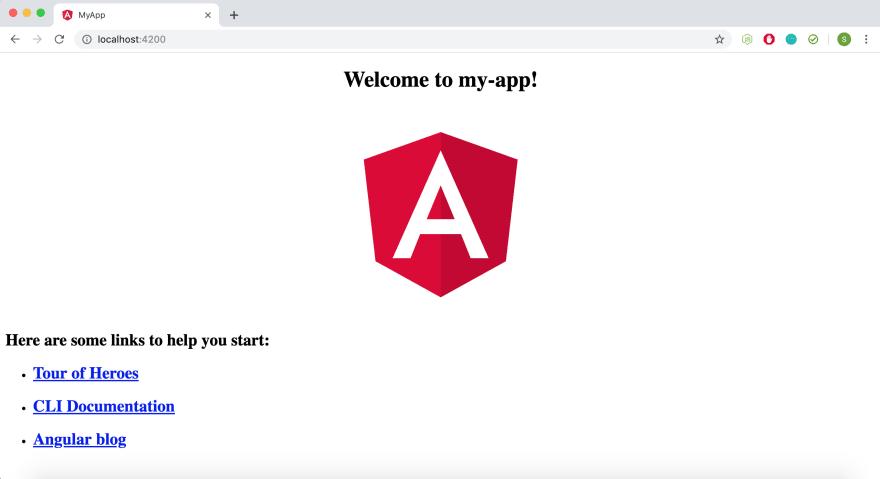 Angularv8.2