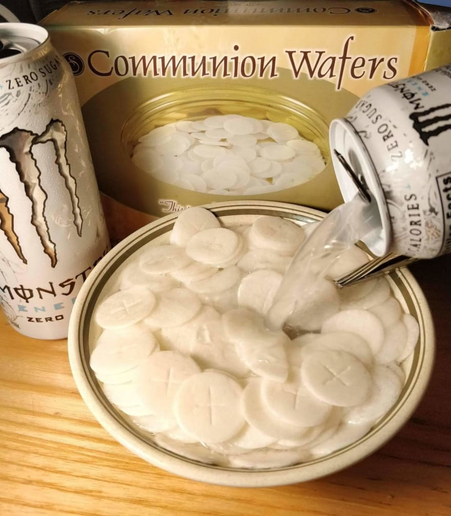 monster communion
